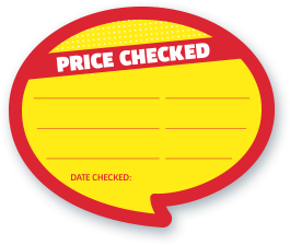 Price checked